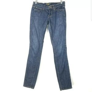 Lucky Brand Womens Size 2 Jean's Charlie Skinny